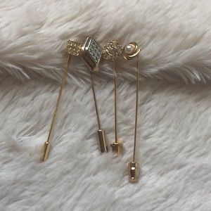 Other - Lot of Four Stick Pins